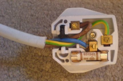 Test Plug Wires Not How to Wire a Plug